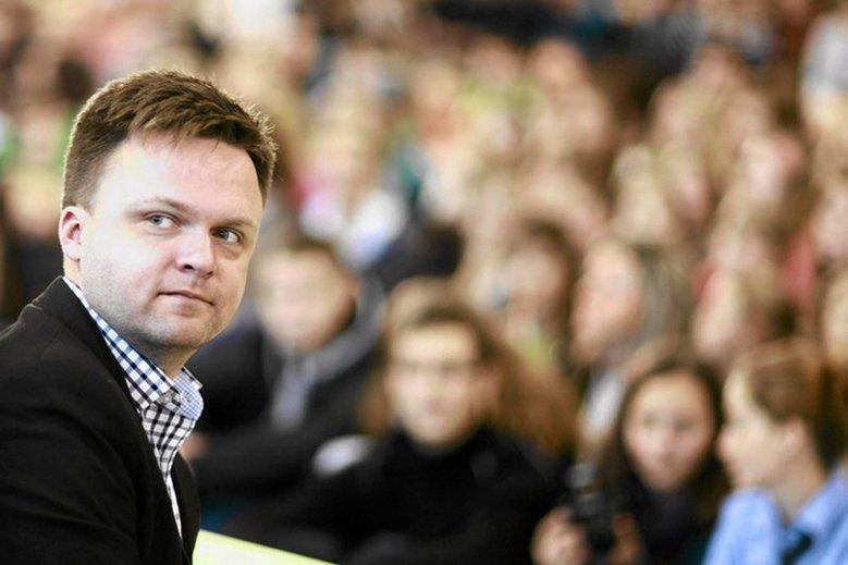Zdaniem serwisu Polityka Insight Szymon Hołownia zamierza wystartować w wyborach prezydenckich.