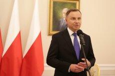 Andrzej Duda w nocy po wyborach odpowiadał na pytania dziennikarzy.