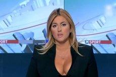 Karolina Szostak prezentuje wiadomości sportowe