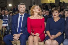 Danuta Papaj (pierwsza z prawej), szefowa sztabu Bogdana Wenty uchyliła nam rąbka tajemnicy jego sukcesu w Kielcach.