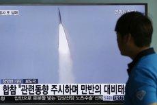 To już nie są przechwałki i groźby słowne. Koreański pocisk przeleciał nad Japonią.