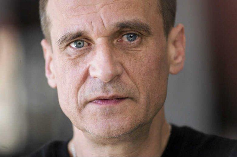 Paweł Kukiz przekonywał u Kuby Wojewódzkiego, że trzeba rozbić partiokrację.