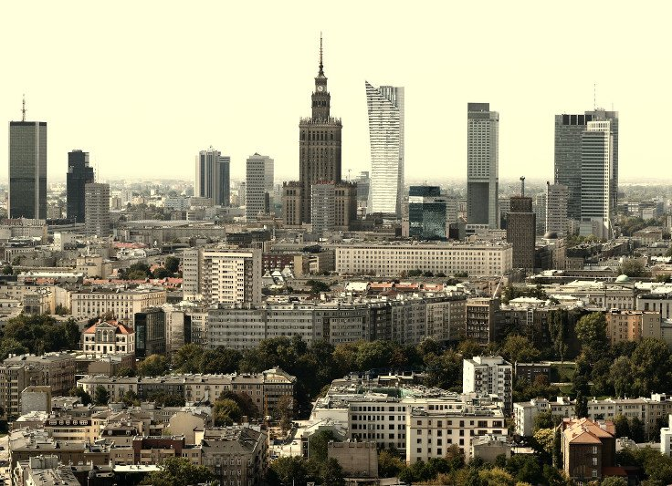 Najbardziej zanieczyszczone powietrze jest nieodmiennie w Śródmieściu.