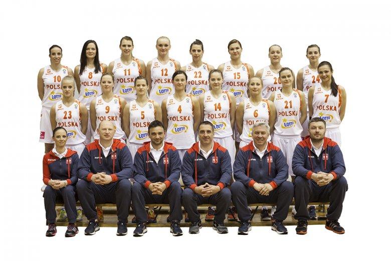 Reprezentacja Polski koszykarek