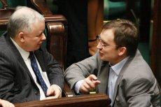 Wygląda na to, że tak dobre relacje między Jarosławem Kaczyńskim a Zbigniewem Ziobro szybko nie wrócą.
