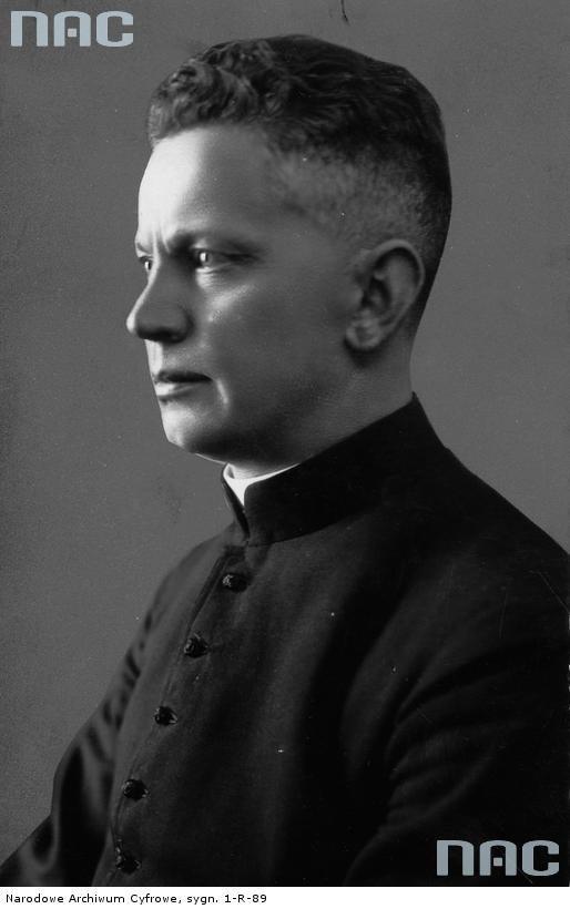 Czesław Kaczmarek, biskup kielecki, 1938 rok.
