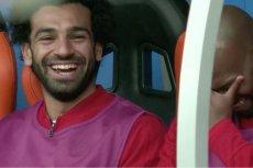 Mohamed Salah to największa gwiazda reprezentacji Egiptu. W meczu z Urugwajem jednak nie zagrał.