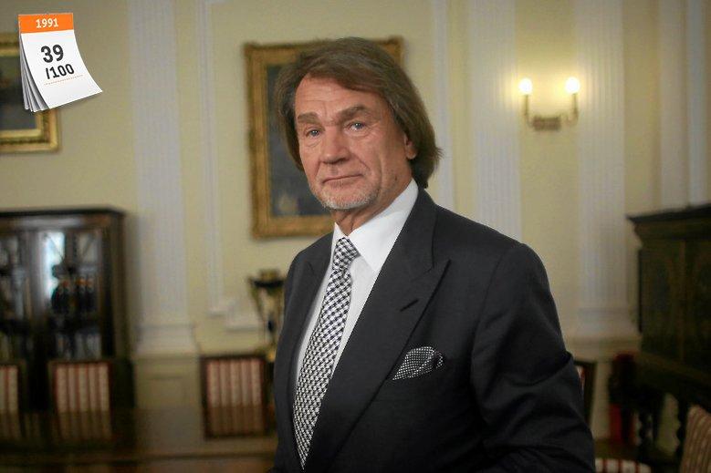 Spółkę Kulczyk Holding, która wyrosła na międzynarodową grupę inwestycyjną, założył Jan Kulczyk