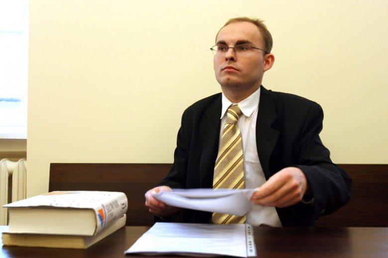 Nowy prezes Radia Gdańsk Grzegorz Sielatycki niedługo zagrzał fotel szefa placówki. Był nim przez... pół godziny.