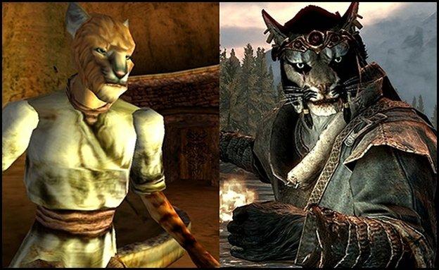 The Elder Scrolls kiedyś i dzisiaj. Ta sama platforma, ten sam tytuł, kolosalna różnica – twórcy gier na obecną generację konsol nadal nie wykorzystali w pełni ich możliwości.
