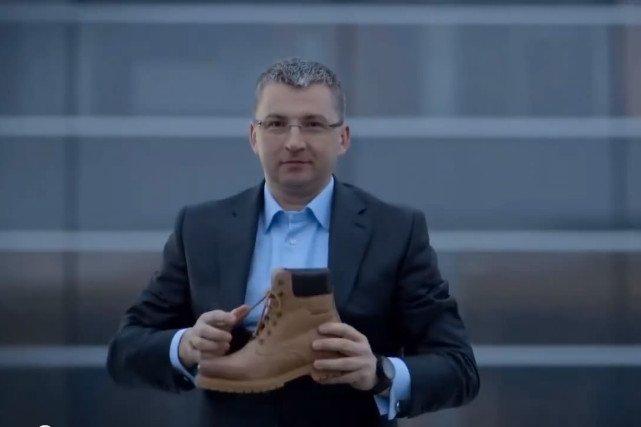 U Dariusza Miłka co roku  kupuje buty ponad połowa Polaków.
