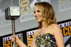 Natalie Portma wcieli się w Thora, nordyckiego boga burzy i piorunów