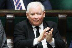 Najnowsze badanie CBOS zadowoli prezesa Kaczyńskiego. Wskazuje ono, że PiS ma 30 punktów przewagi nad PO.