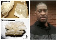 Wyniki jednej z sekcji zwłok przeprowadzonej przez lekarza medycyny sądowej wykazały, że w organizmie George'a Floyda potwierdzono obecność fentanylu oraz metamfetaminy.