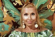 Katarzyna Skrzynecka zwykle pokazuje się na zdjęciach w makijażu. Ostatnio zrobiła wyjątek.