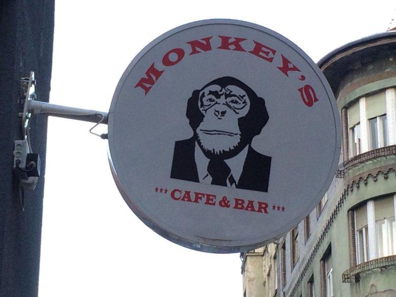 W centrum Budapesztu każdy znajdzie bar dla siebie.