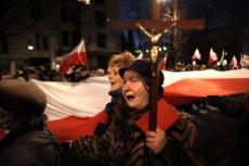 10 kwietnia ma odbyć się wielka manifestacja poparcia dla PiS.10 kwietnia ma odbyć się wielka manifestacja poparcia dla PiS.