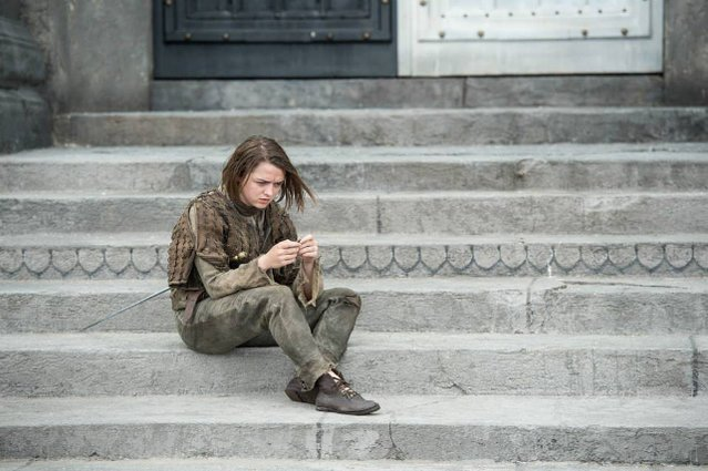 """W sieci są już cztery odcinki najnowszej serii """"Gry o tron""""."""