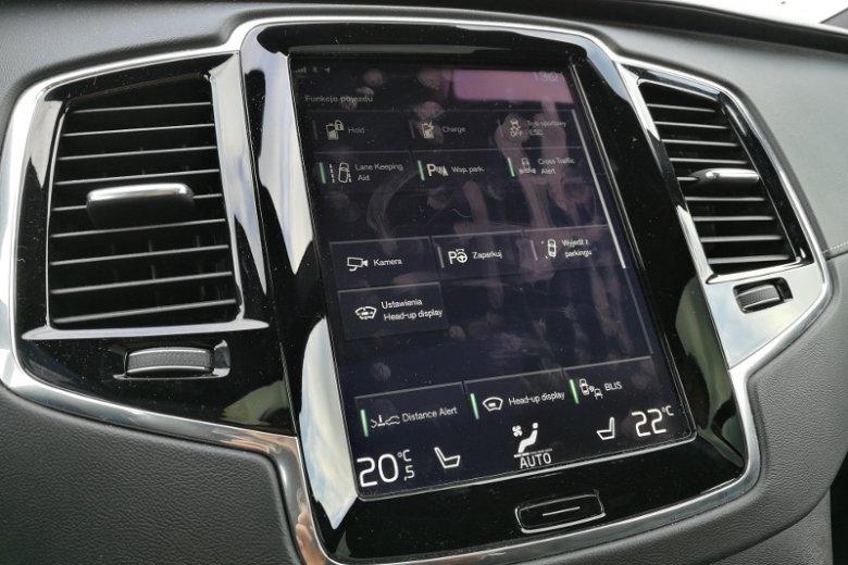 Ekran działa bardzo szybko i płynnie, ale przyzwyczajcie się do śladów palców.