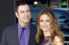 Kelly Preston i John Travolta na zdjęciu z 2012 roku. Żona aktora zmarła na raka piersi.