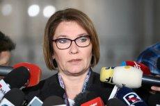 """Beata Mazurek wyjaśniła, dlaczego zmiany w rządzie są takie... """"niewidoczne""""."""