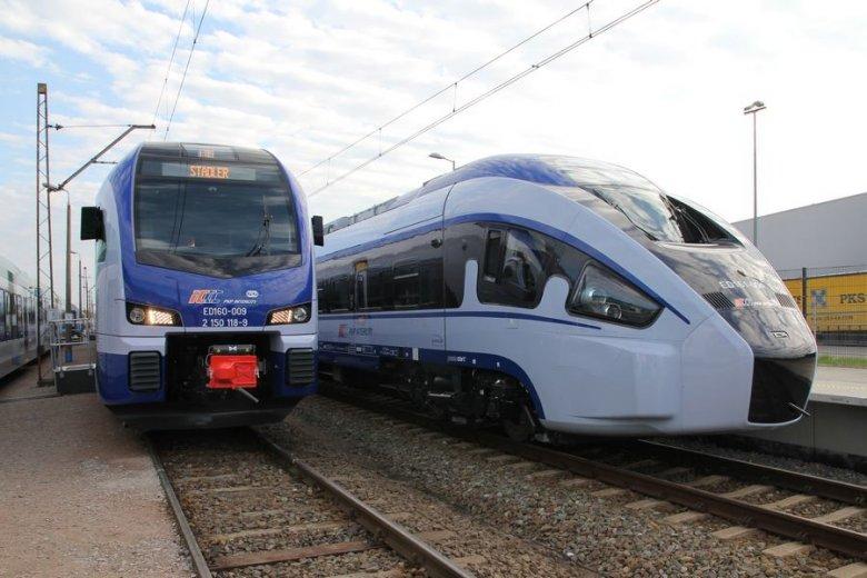 Zakup kolejnych pociągów DART i FLIRT to konieczny warunek, aby PKP Intercity mogła konkurować z podmiotami po za granicami Polski.
