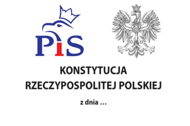 PiS ma swój projekt Konstytucji. Niektóre zapisy są co najmniej kontrowersyjne
