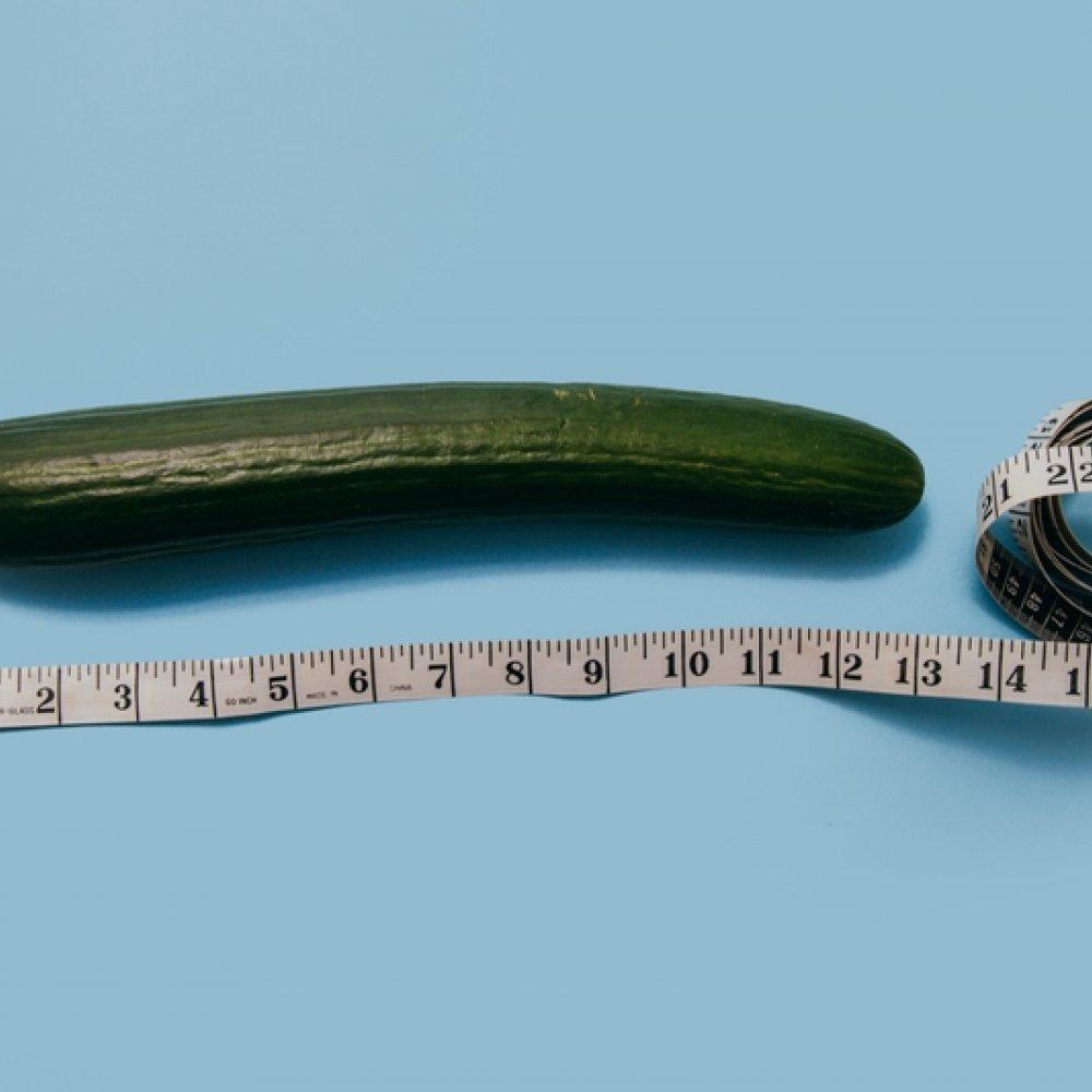 rozmiary penisa są duże