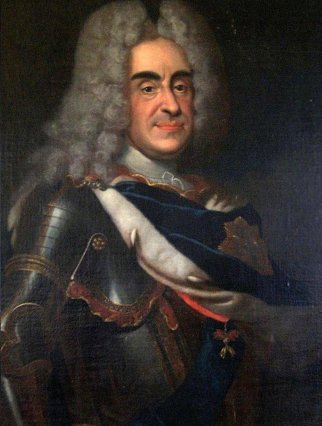 August II Mocny - przeciwnik Stanisława Leszczyńskiego.