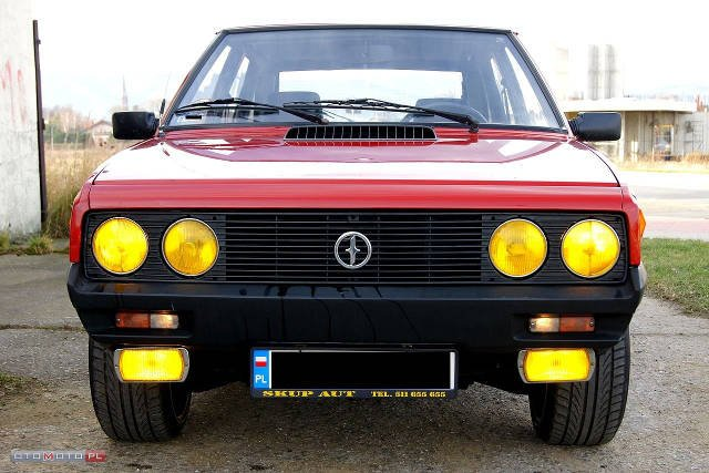 Polonez 1.5, hatchback z 1988 roku