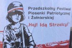 Przedszkolaki z Siedlec mogą wystąpić na festiwalu piosenki patriotycznej i żołnierskiej.