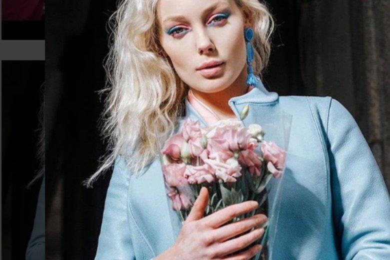 Jagoda Judzińska to polska modelka chorująca na bielactwo