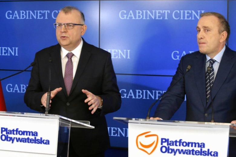 Kazimierz Ujazdowski jest kandydatem na prezydenta Wrocławia Platformy Obywatelskiej.