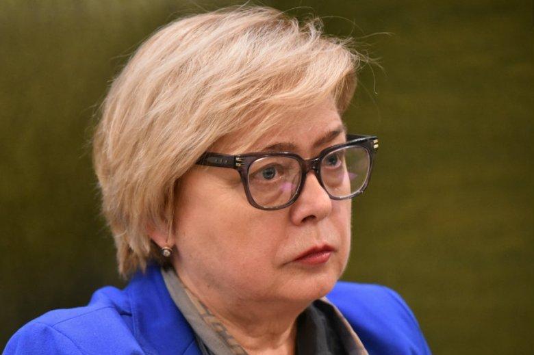 Małgorzata Gersdorf została zaproszona do Pałacu Prezydenckiego.