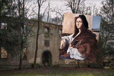 Historyk sztuki Witold Mosiołek jest przekonany, że bezcenne dzieło Rafaela znajduje się w okolicy rezydencji Sichów.