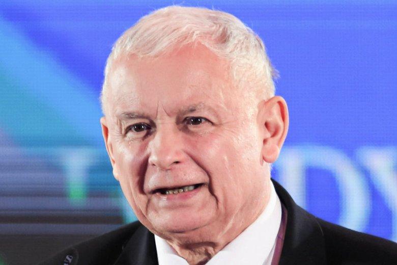 Jarosław Kaczyński może mieć powody do niepokoju z powodu kolejnych sondaży.
