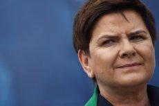 Beata Szydło pobiła rekord w wyborach do PE. Zdobyła ponad 500 tys. głosów.