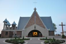 Parafia rzymskokatolicka pw. Chrystusa Króla w Lublinie.