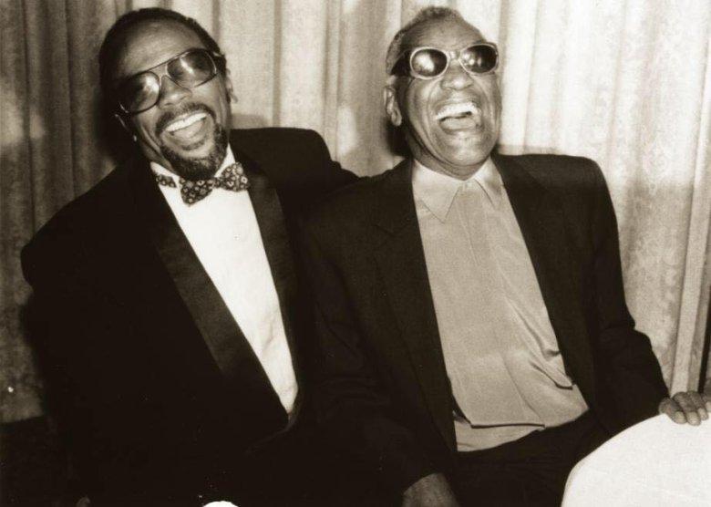 Quincy Jones i Ray Charles w latach 60-tych