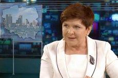 Premier Beata Szydło zabrała głos w sprawie kontrowersyjnego przemówienia wygłoszonego podczas ostatnich uroczystości w Auschwitz-Birkenau.