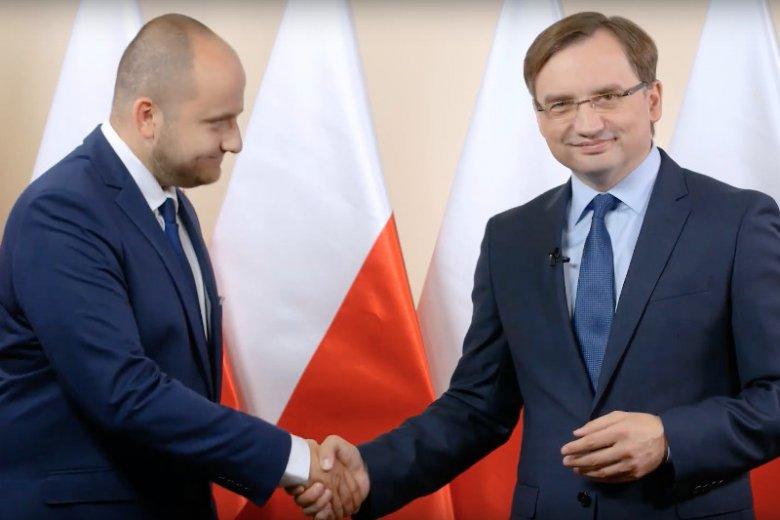 Dariusz Matecki - kandydat PiS ze szczególnym poparciem Zbigniewa Ziobry. Przypomniano, co wypisywał na Twitterze.