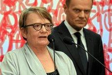 Jeszcze w roku 2011 Agnieszka Holland chętnie wspierała działania premiera Donalda Tuska.