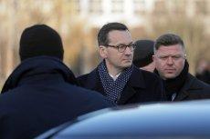 Mateusz Morawiecki chce polecieć do Smoleńska na 10. rocznice katastrofy rządowego Tupolewa.
