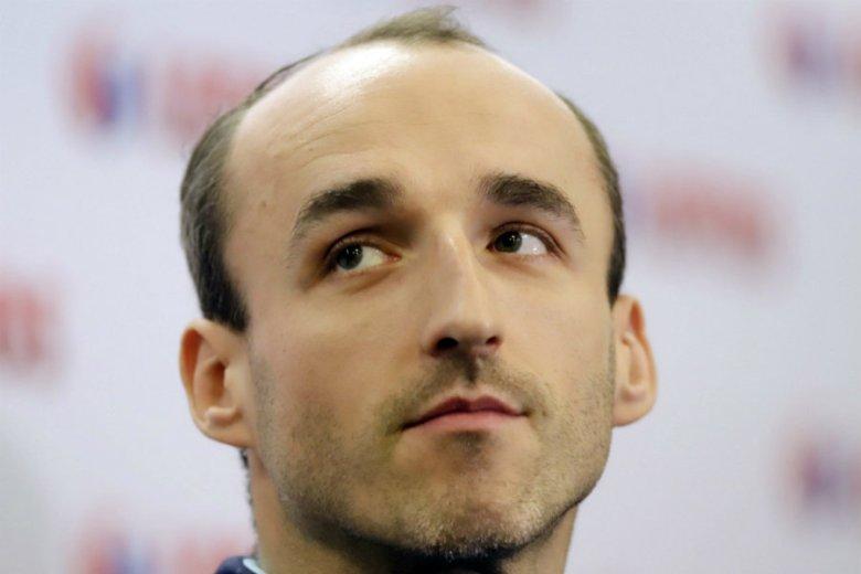 Robert Kubica nie będzie jeździł w przyszłym sezonie w barwach Williamsa.