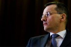 Mateusz Morawiecki w związku z aferą KNF wezwał do siebie na naradę Zbigniewa Ziobrę i Mariusza Kamińskiego.