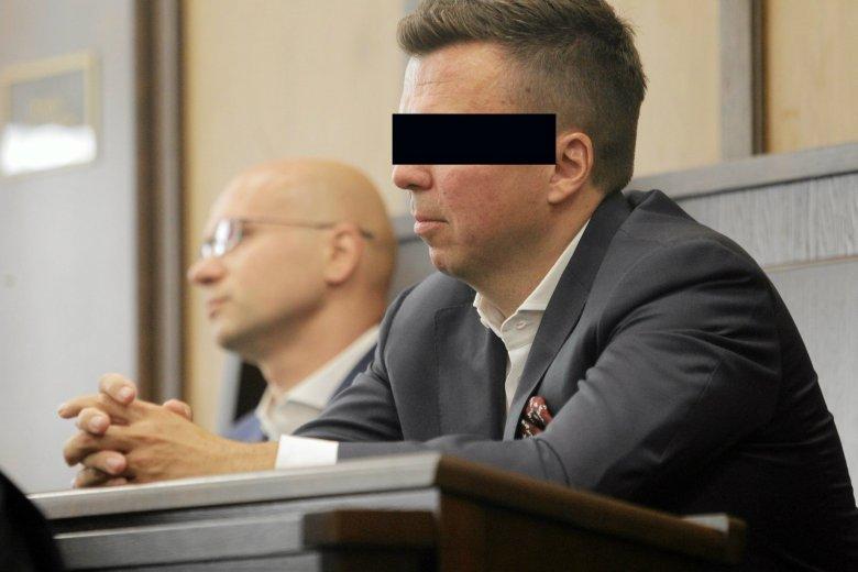 Sąd Okręgowy wstrzymał wykonywanie kary wobec Marka F.