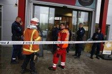 W Finlandii młody mężczyzna zabił mieczem jedną osobę, a dziewięć ranił zanim został zatrzymany przez policję.