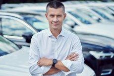 Arkadiusz Nowiński awansował do międzynarodowych struktur Volvo.