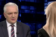 """Jarosław Gowin powiedział w """"Kropce nad i"""", że komunizm w Polsce skończył się w 1989 r."""