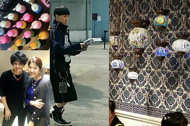 Kasia Rychlewska, właścicielka marki Kate&Kate z projektantką biżuterii.